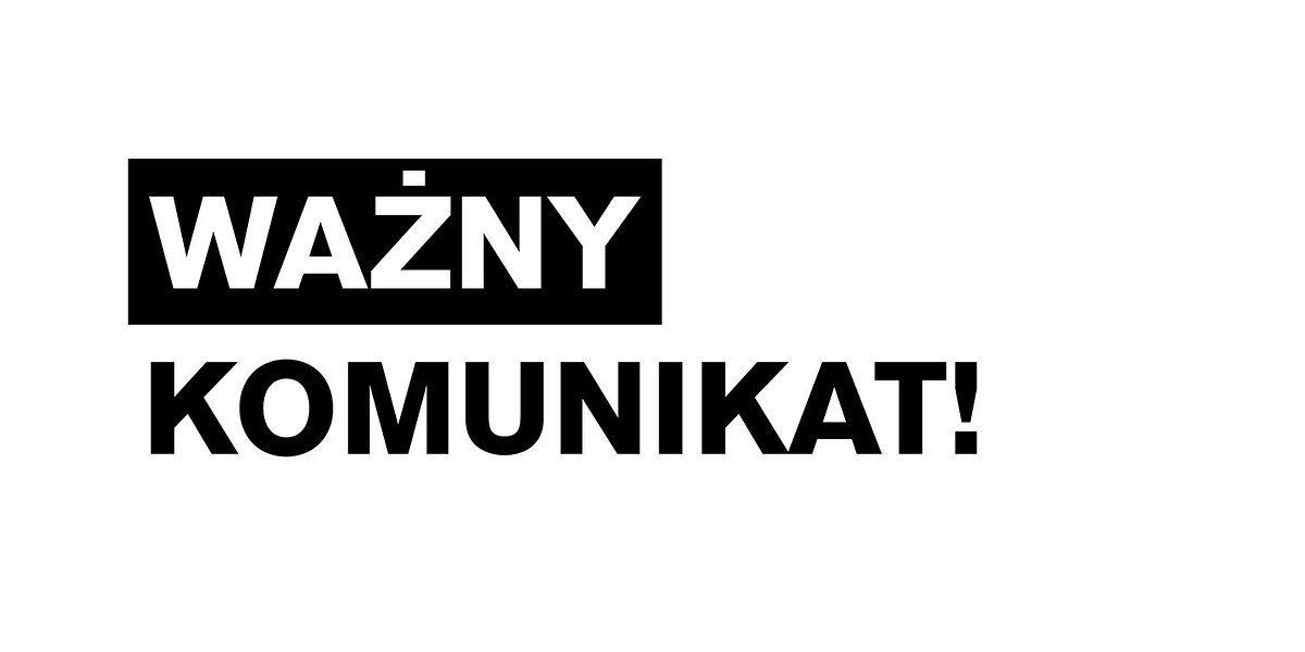 Koncerty w Pruszkowie, Szydłowcu i Sokołowie Podlaskim odwołane.
