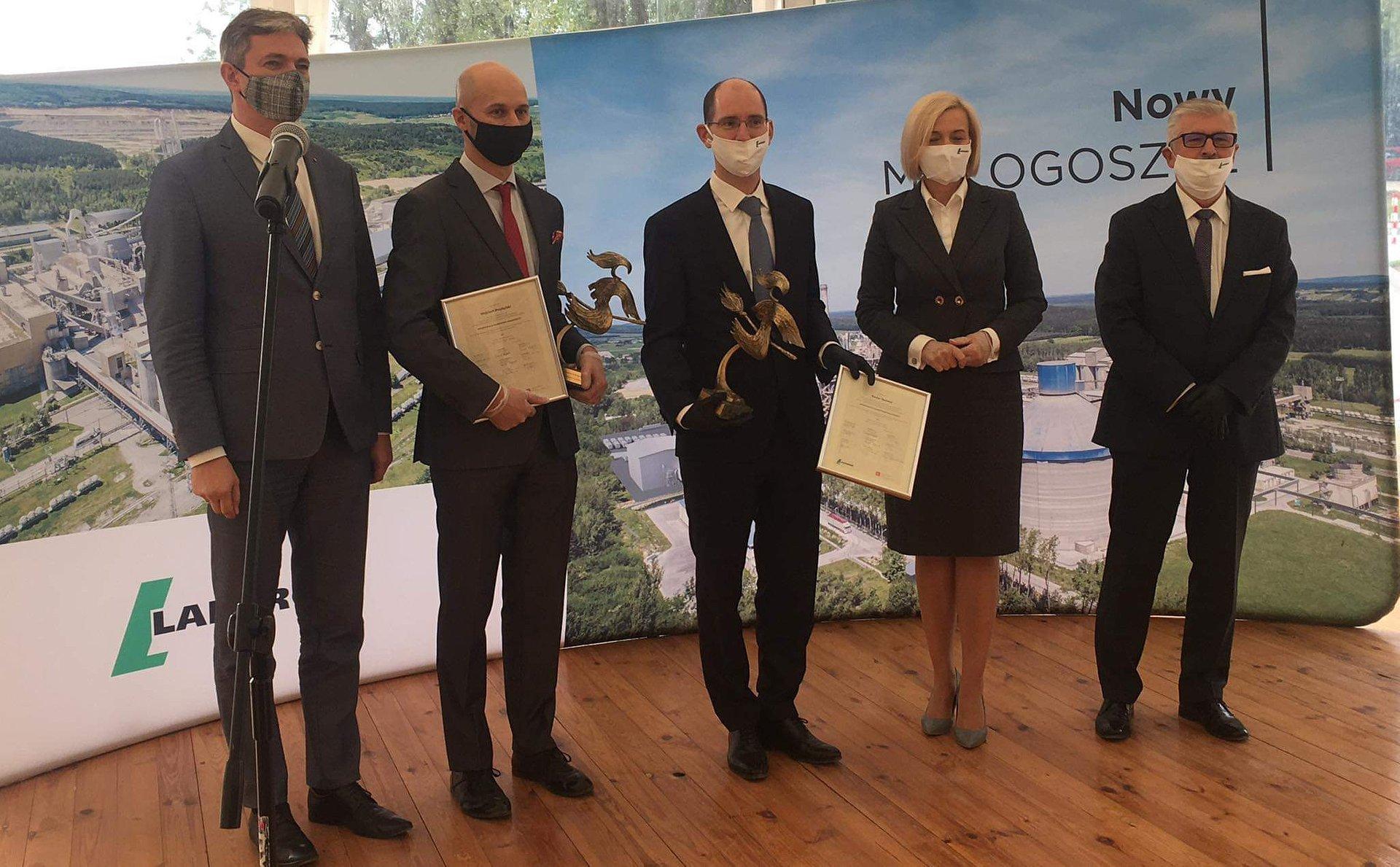 LafargeHolcim zainwestuje ponad 100 mln euro w modernizację cementowni Małogoszcz