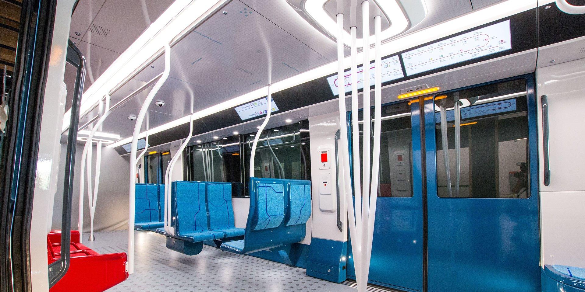 Alstom zaprezentował metro przyszłości dla Grand Paris Express