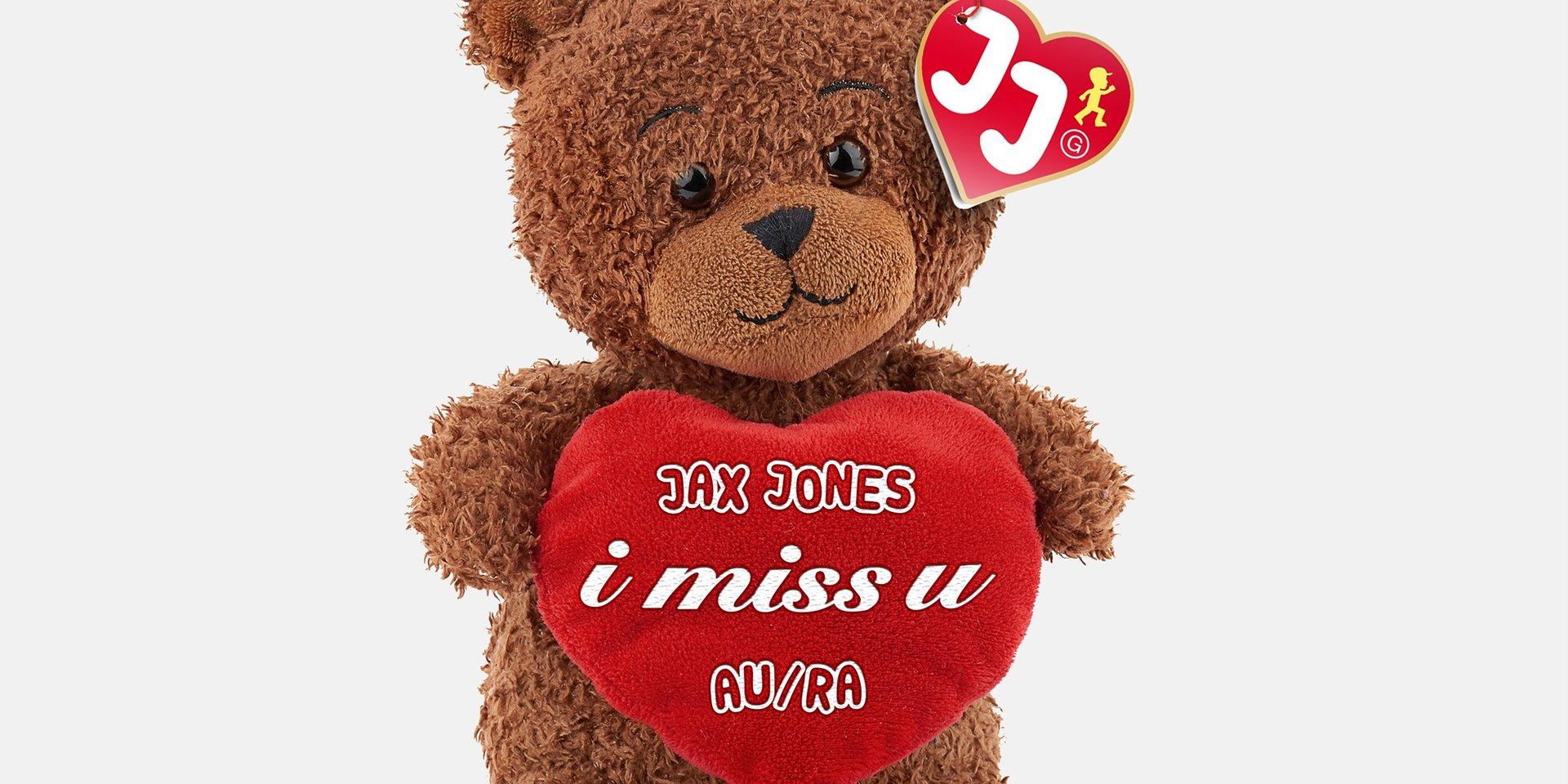Jax Jones tęskni za nami