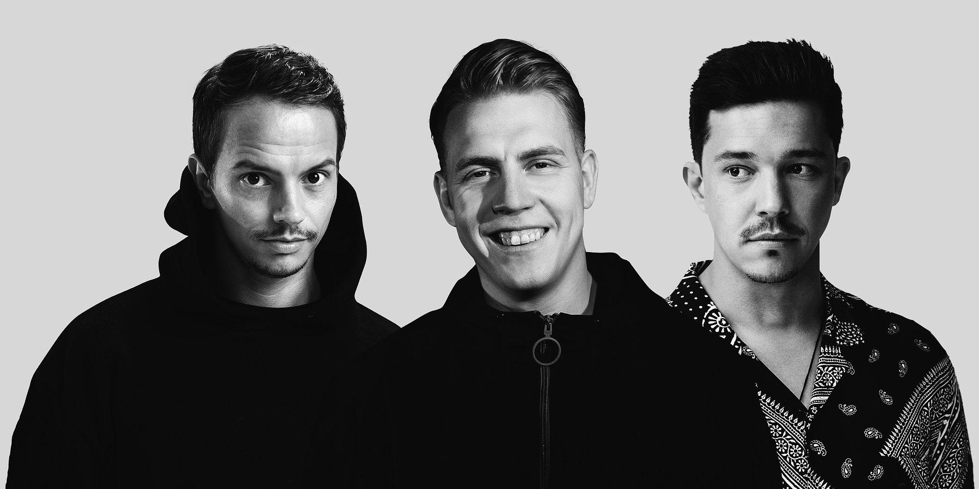 Martin Jensen, Alle Farben i Nico Santos we wspólnym singlu