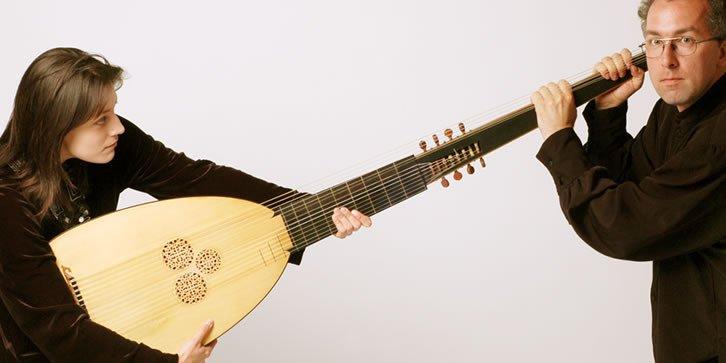 Barokowe odcienie lutni – koncert w Opactwie
