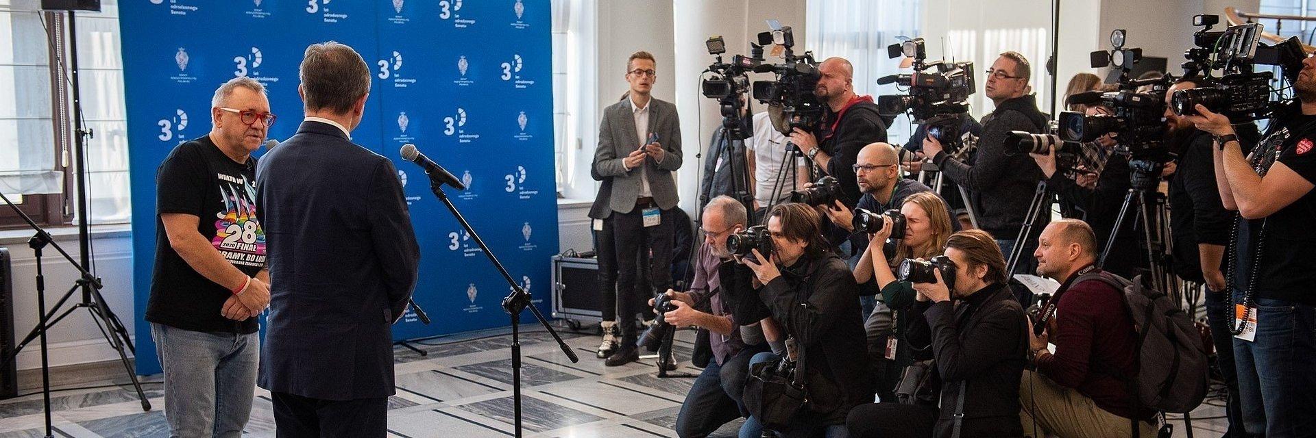 WOŚP chce rozmawiać o polskiej psychiatrii
