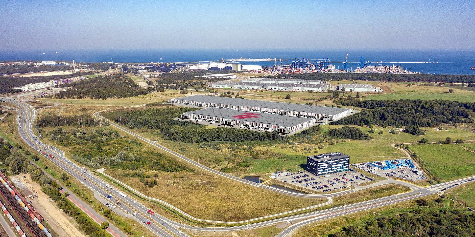 7R planuje inwestycję przy porcie oraz terminalu DCT Gdańsk