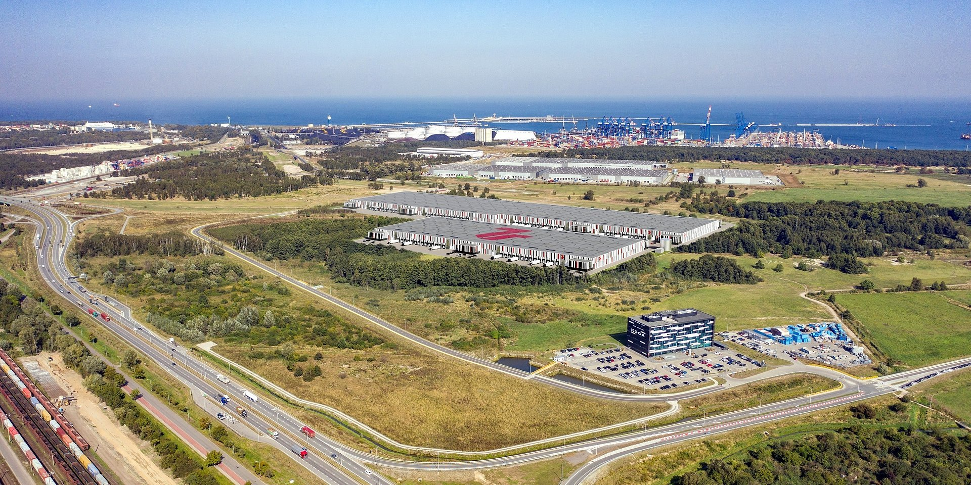 7R plans investment at the port and DCT terminal in Gdańsk, Poland