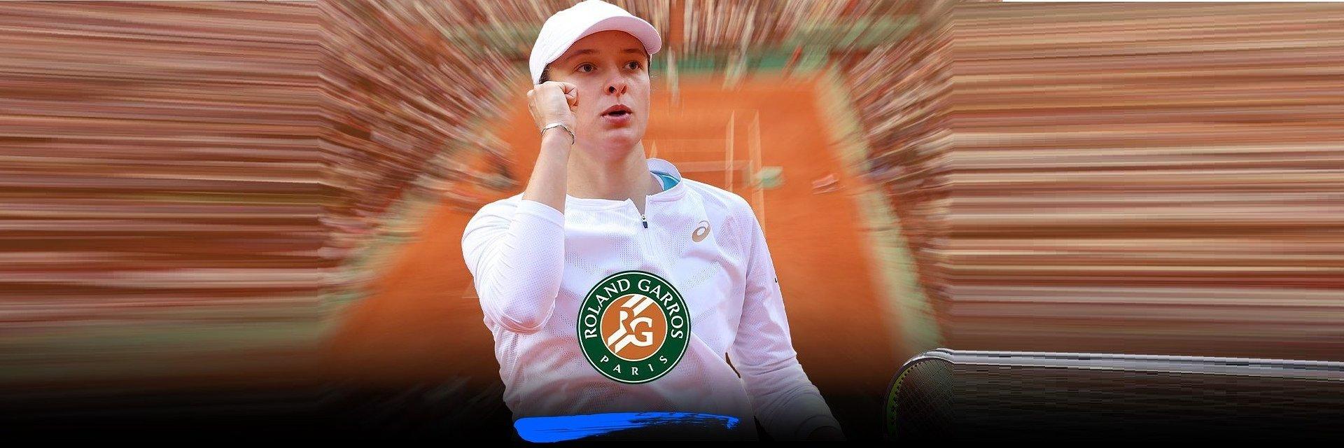Finałowy mecz Igi Świątek w Roland-Garros z rekordową oglądalnością w historii Wielkiego Szlema w Polsce!