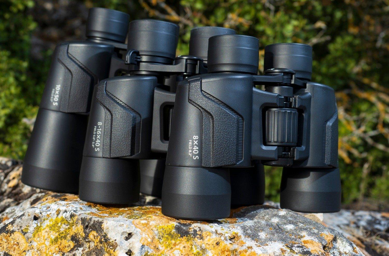 Nowe lornetki z serii S: 8x40 S / 10x50 S / 8-16x40 S