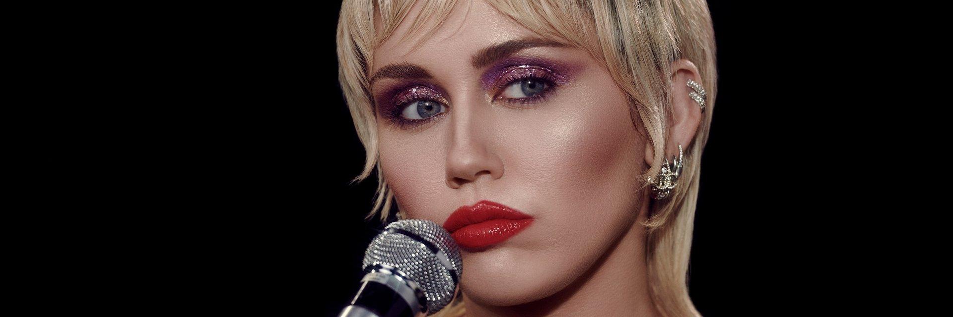 Miley Cyrus od 6 tygodni numerem 1 w brytyjskich rozgłośniach!