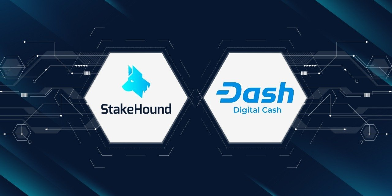 DASH Partners with StakeHound Enabling Ethereum DeFi Users to Earn Rewards with StakedDASH