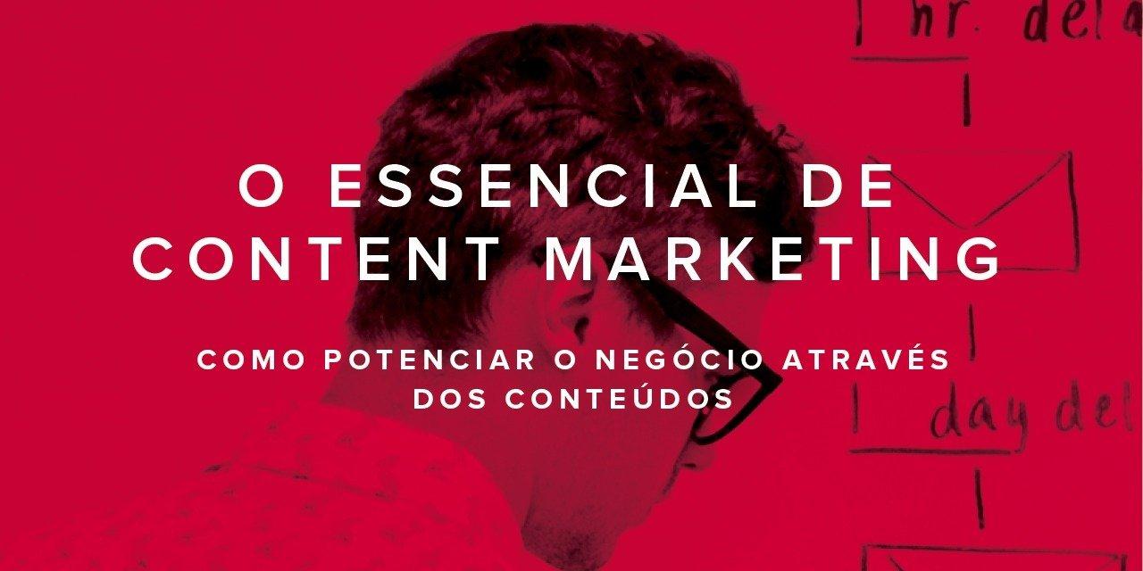 """Lift lança """"O Essencial de Content Marketing"""" em novo e-book"""