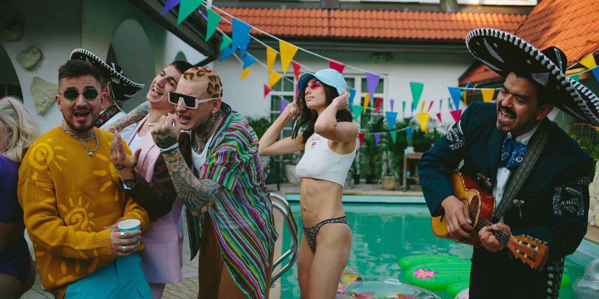 Codziennie tylko Fiesta. Nowy hit od Deemza, Smolastego i Sobla