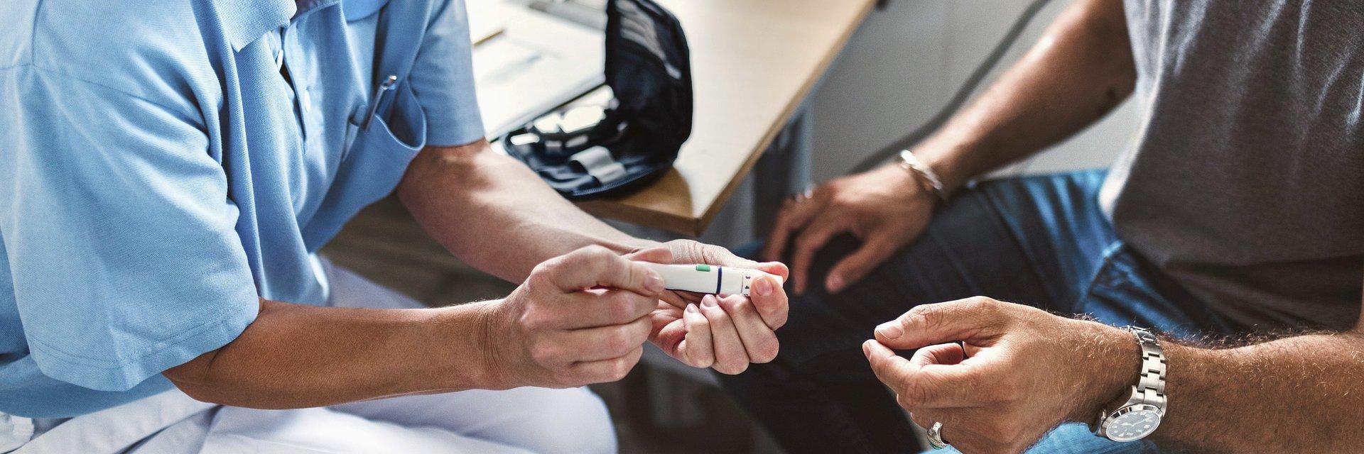 Cukrzyca – niewidzialna pandemia