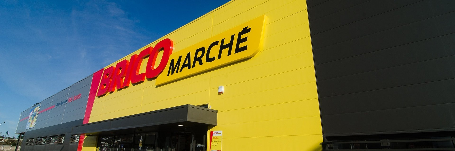 Bricomarché inaugura loja em Arcozelo