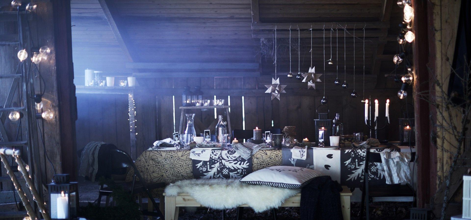 Przygotuj święta #poswojemu Kolekcja świąteczna IKEA 2016