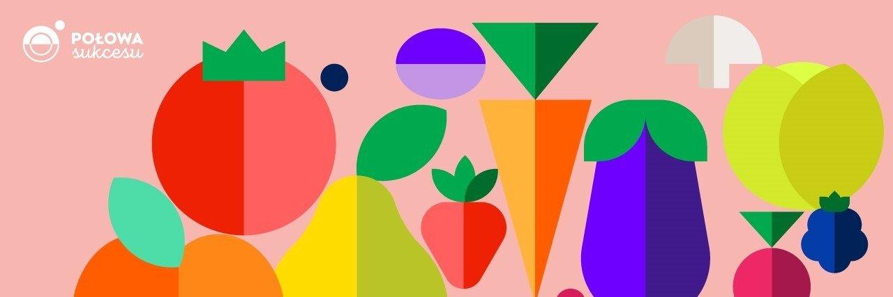 Plantatorzy pokazują nam ile warzyw i owoców powinien zawierać zdrowy posiłek
