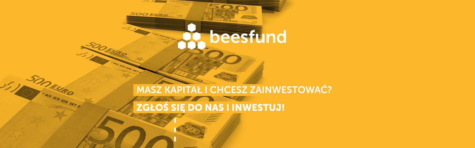 Polski crowdfunding udziałowy rośnie w siłę. Kolejna udana akcja na platformie Beesfund.