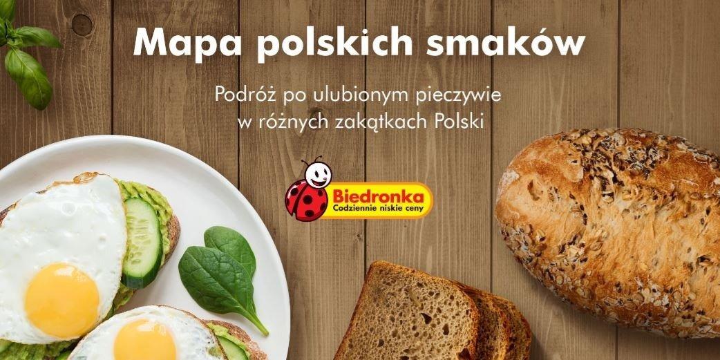 Światowy Dzień Chleba w Biedronce