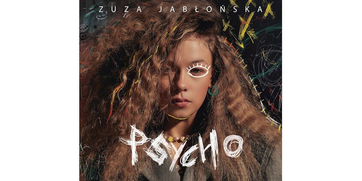 "Zuza Jabłońska debiutuje albumem ""Psycho"""