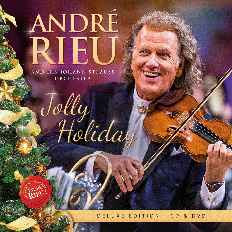"""""""Król Walca"""" Andre Rieu zapowiada album świąteczny"""