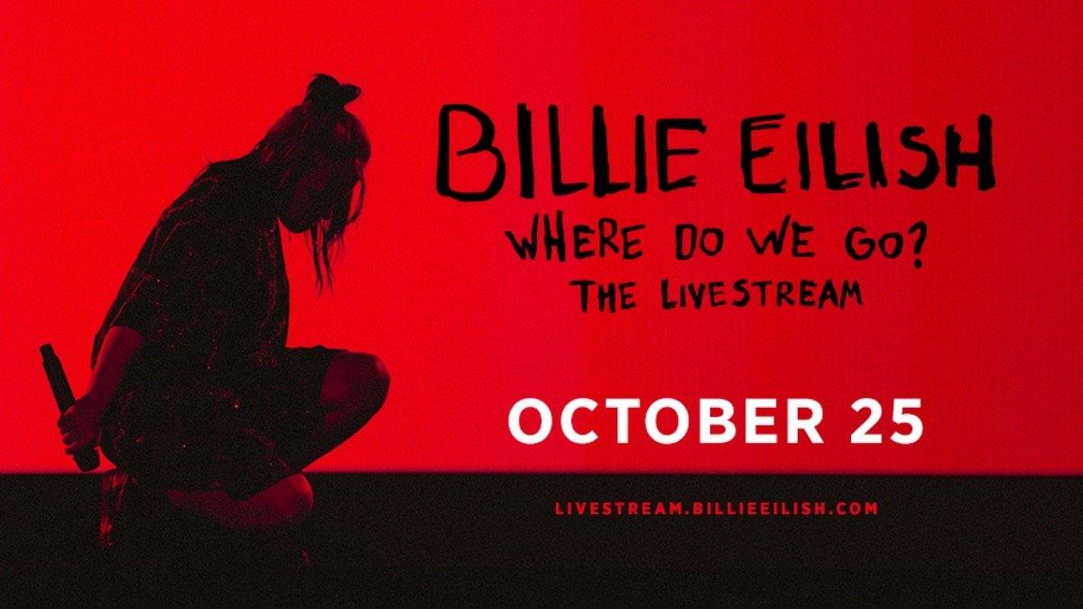 Tylko w TIDAL! Wygraj bilety na koncert Billie Eilish!
