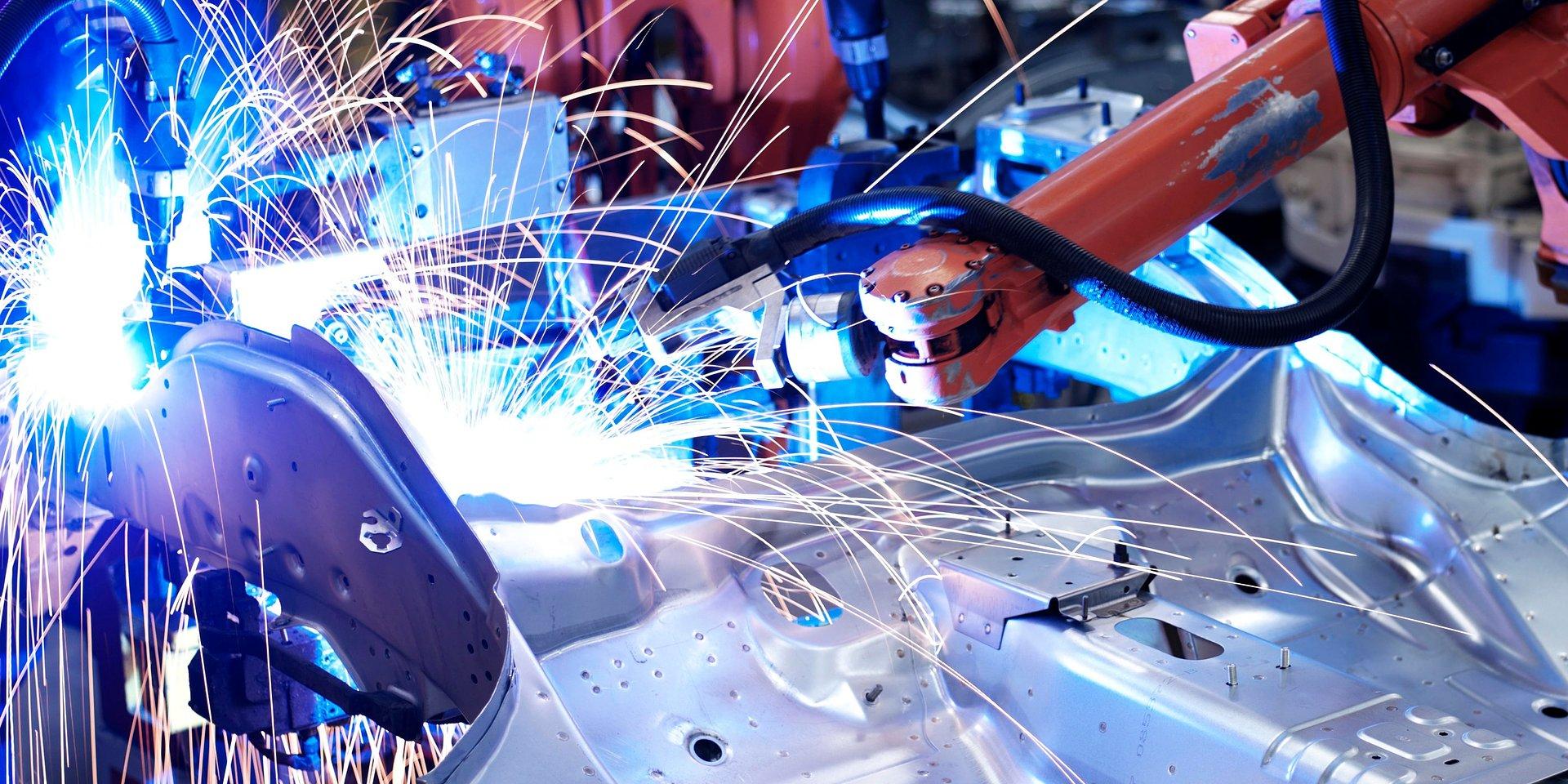 Produkcja przemysłowa zaskakuje na plus