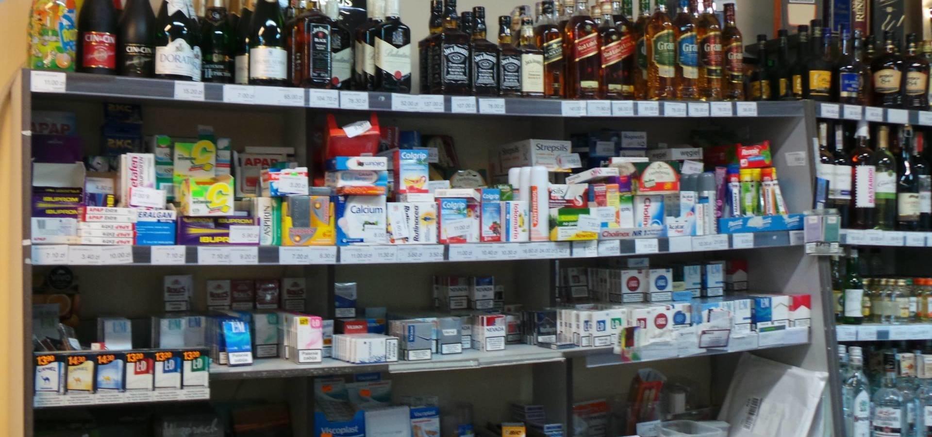 Projekt  ograniczeń w sprzedaży leków poza aptekami