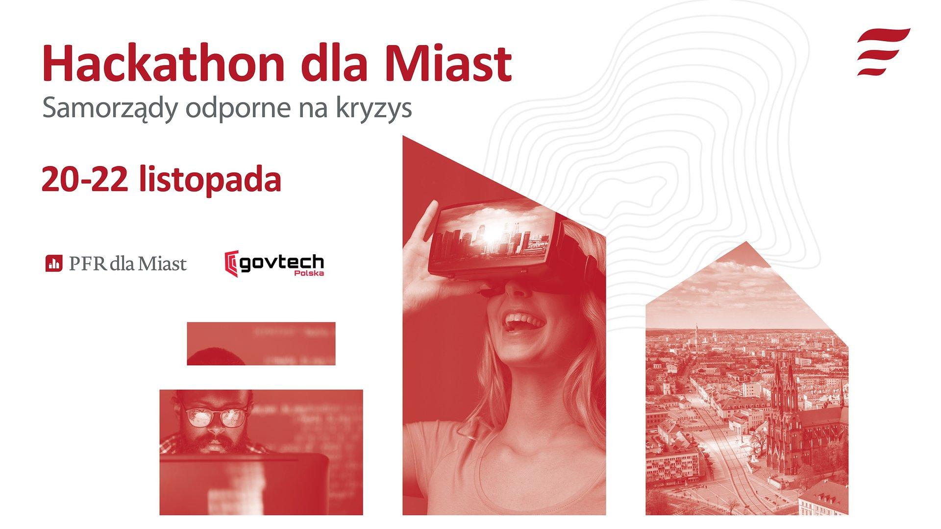 PFR i GovTech Polska organizują Hackathon dla Miast, w którym programiści pomogą samorządom w walce ze skutkami COVID-19