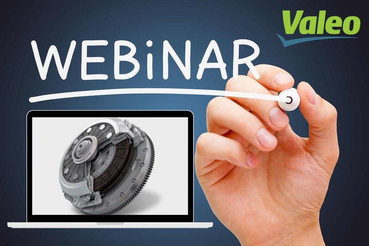 Learn in your own time with Valeo's technical training webinars