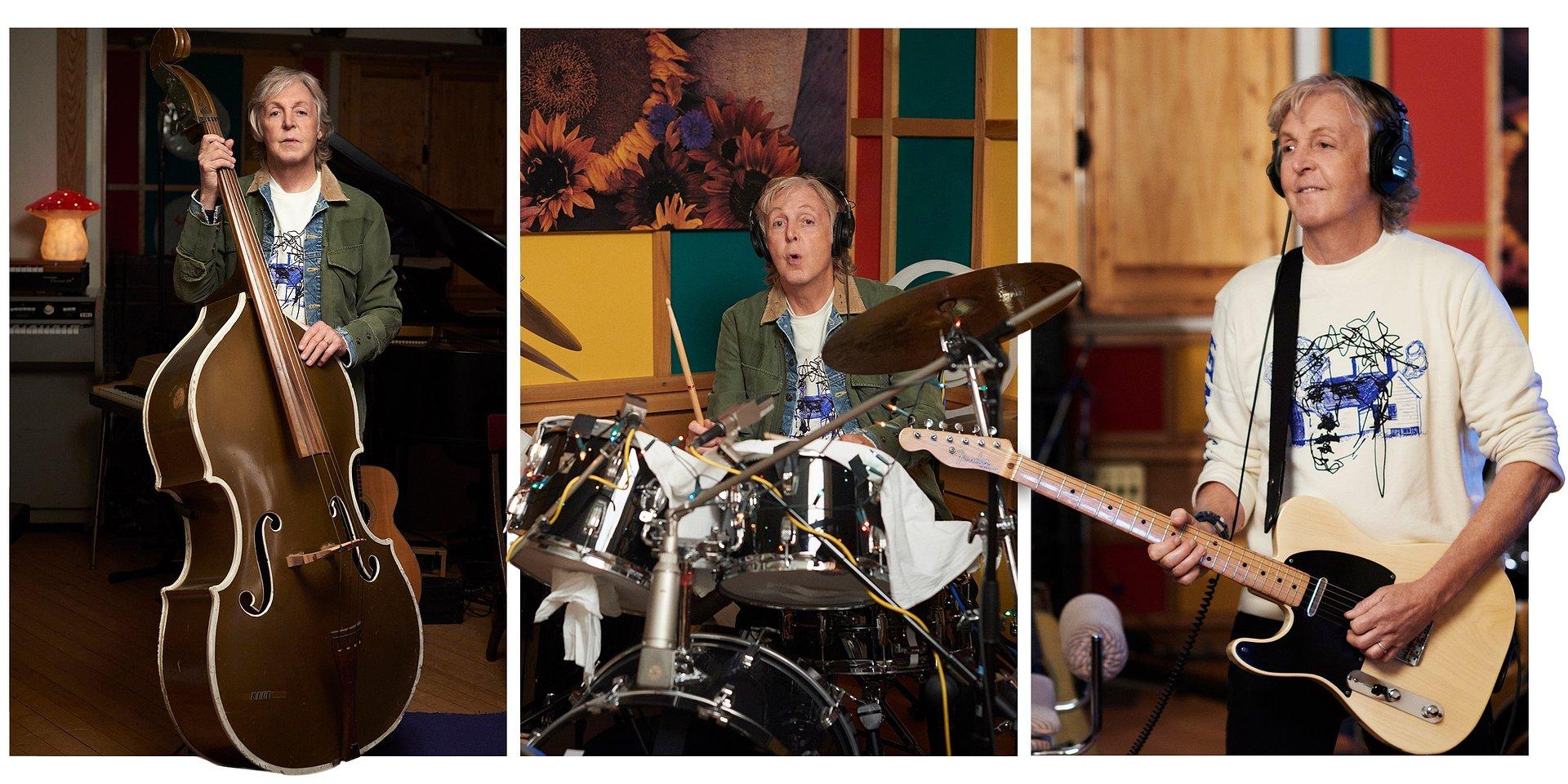 Paul McCartney ogłasza premierę nowego albumu