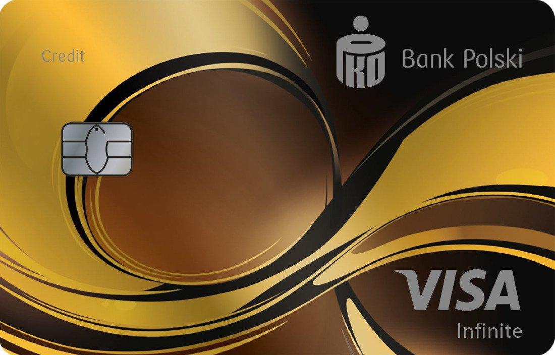 Karta kredytowa PKO Infinite w nowej, metalowej odsłonie