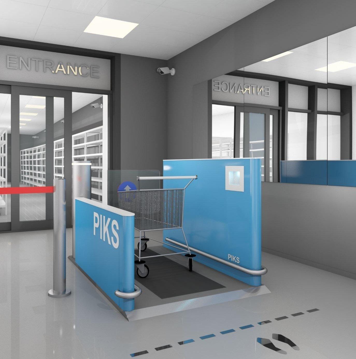 Inteligentne bramki bezpieczeństwa – nowy sposób na koronawirusa