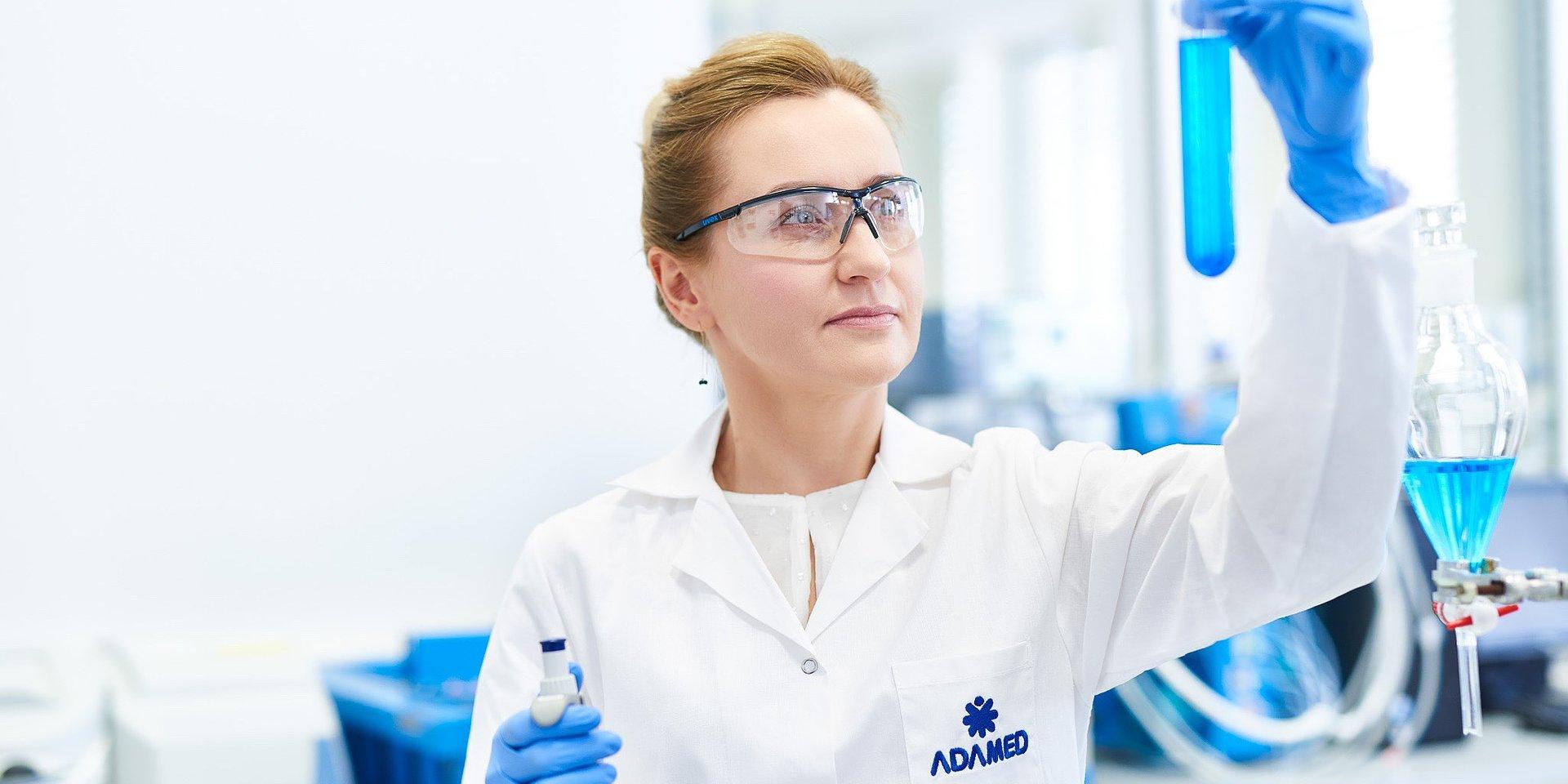 Adamed – tu rozwija się polska innowacja
