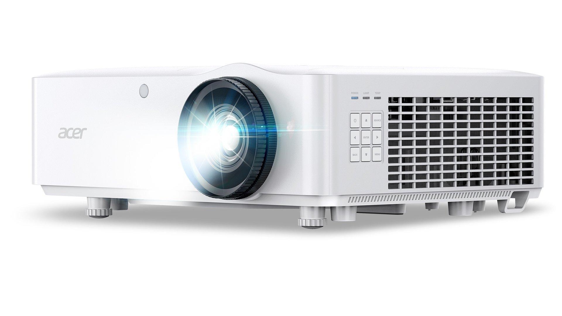 Acer przedstawia projektory laserowe LED dla rozrywki i biznesu