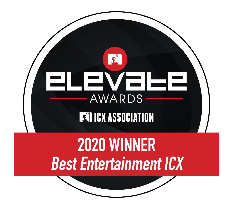 "Loop Media Wins ""Best Entertainment ICX"" Award"