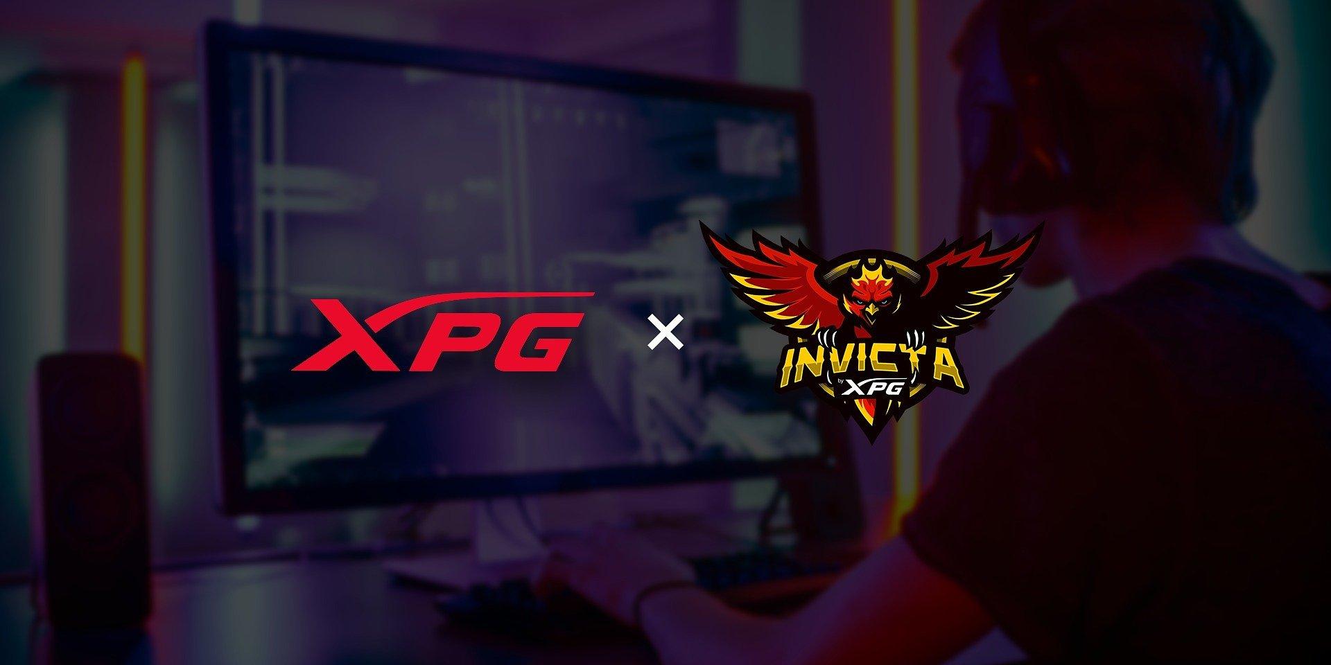 XPG przedłuża współpracę z Invicta Gaming. Gamingowa marka pozostanie sponsorem tytularnym organizacji przez najbliższy rok