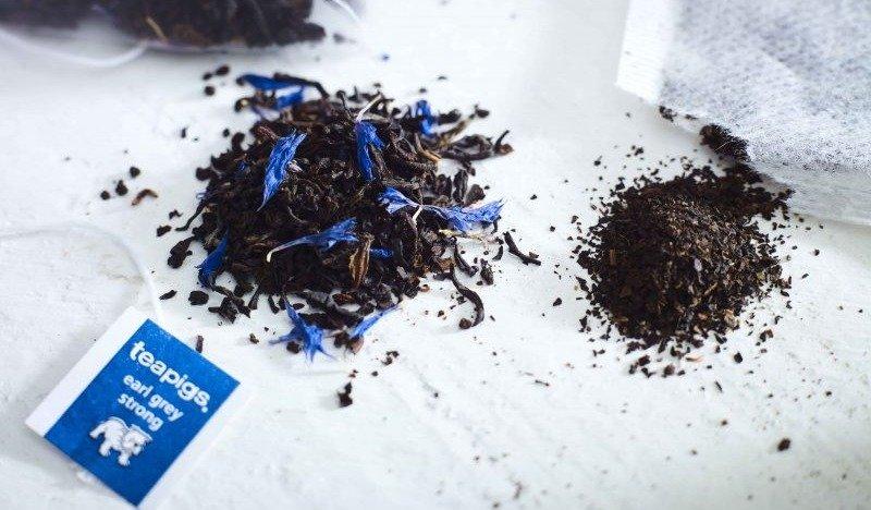 Coffeedesk i teapigs otwierają sezon na prawdziwą herbatę