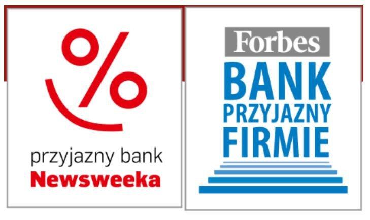 """PKO Bank Polski nagrodzony w rankingach """"Newsweeka"""" i """"Forbesa"""""""