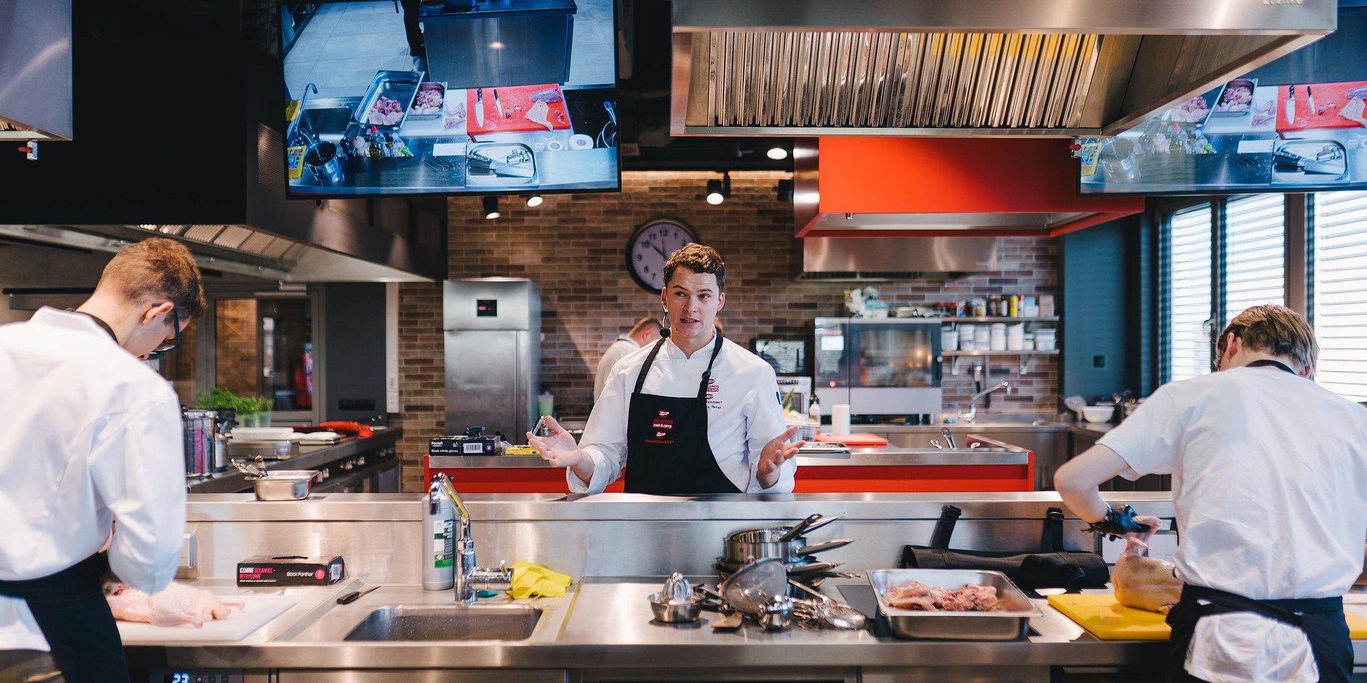 Szkolenia wracają do Instytutu Kulinarnego Transgourmet