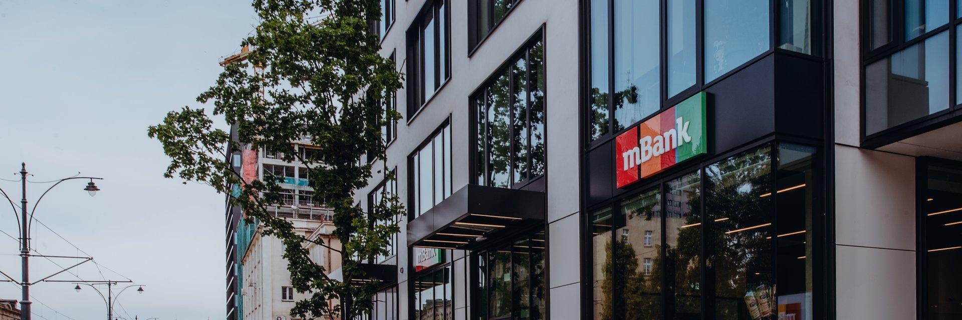 100 mln zł zysku mBanku w III kwartale 2020