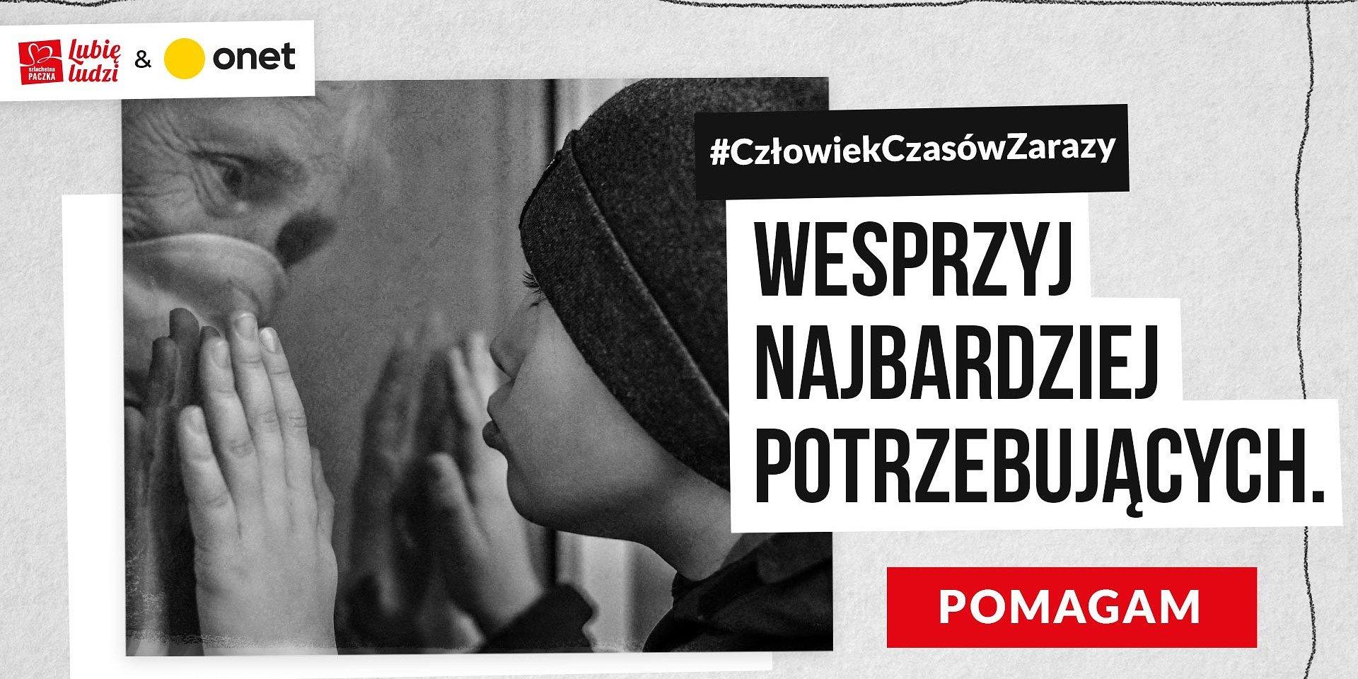#LudzieNieLiczby – ruszyła inicjatywa społeczna Onetu i Szlachetnej Paczki z udziałem wybitnych reporterek i reporterów