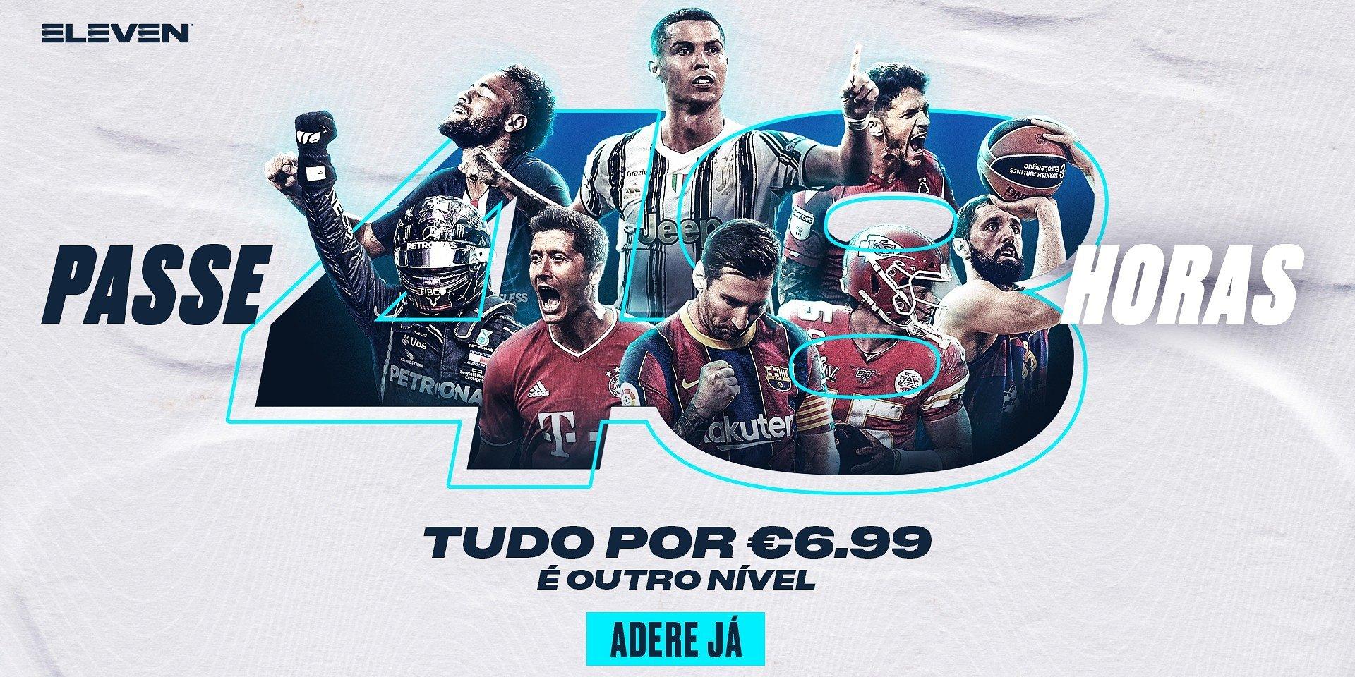 ELEVEN lança primeiro Pay-Per-Time de 48 horas em Portugal