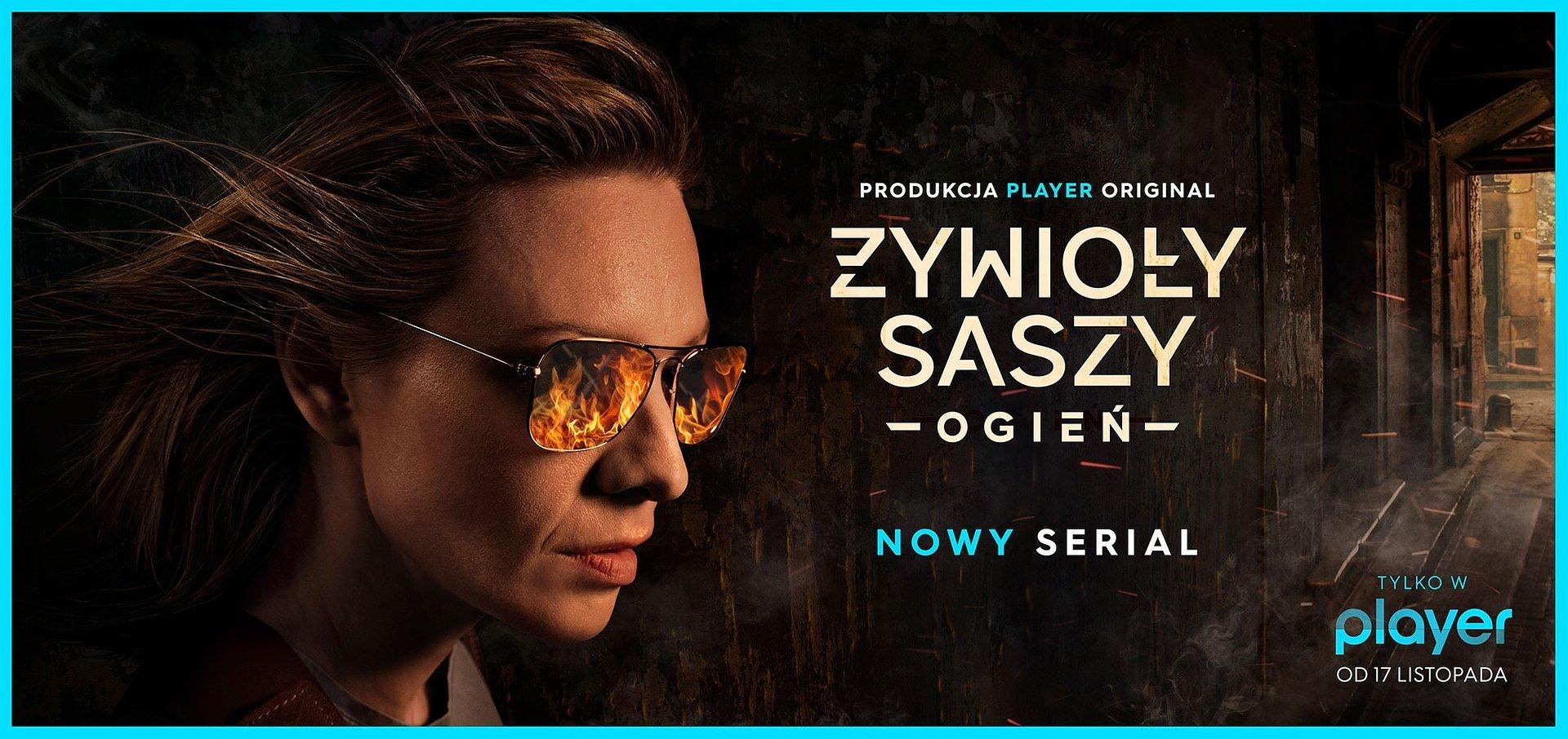 """""""Żywioły Saszy-Ogień"""" od listopada w Playerze"""