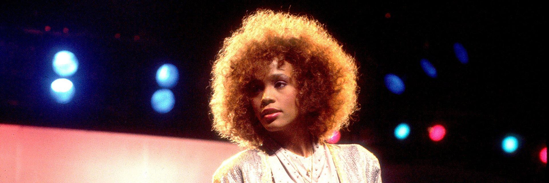 Trzy diamentowe albumy RIAA dla Whitney Houston!
