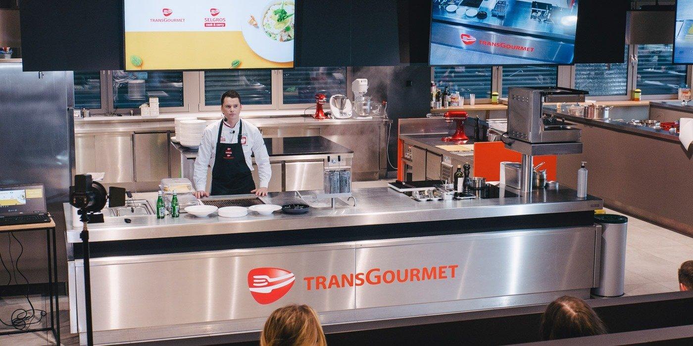Jak sprawić, aby biznes gastronomiczny był rentowny? Za nami drugie szkolenie w ramach Programu Restart w Instytucie Kulinarnym Transgourmet