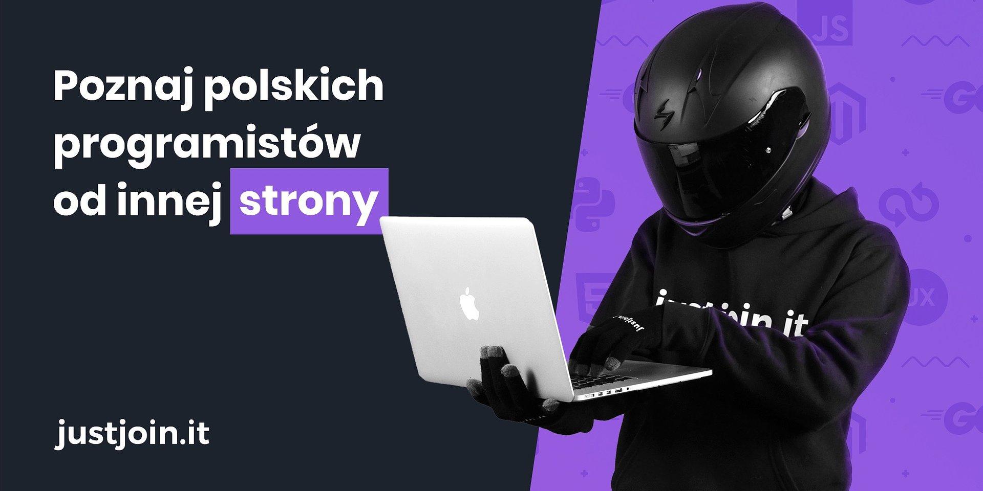 Programista po polsku. Antybadanie 2020 obala stereotyp technologicznego geeka.