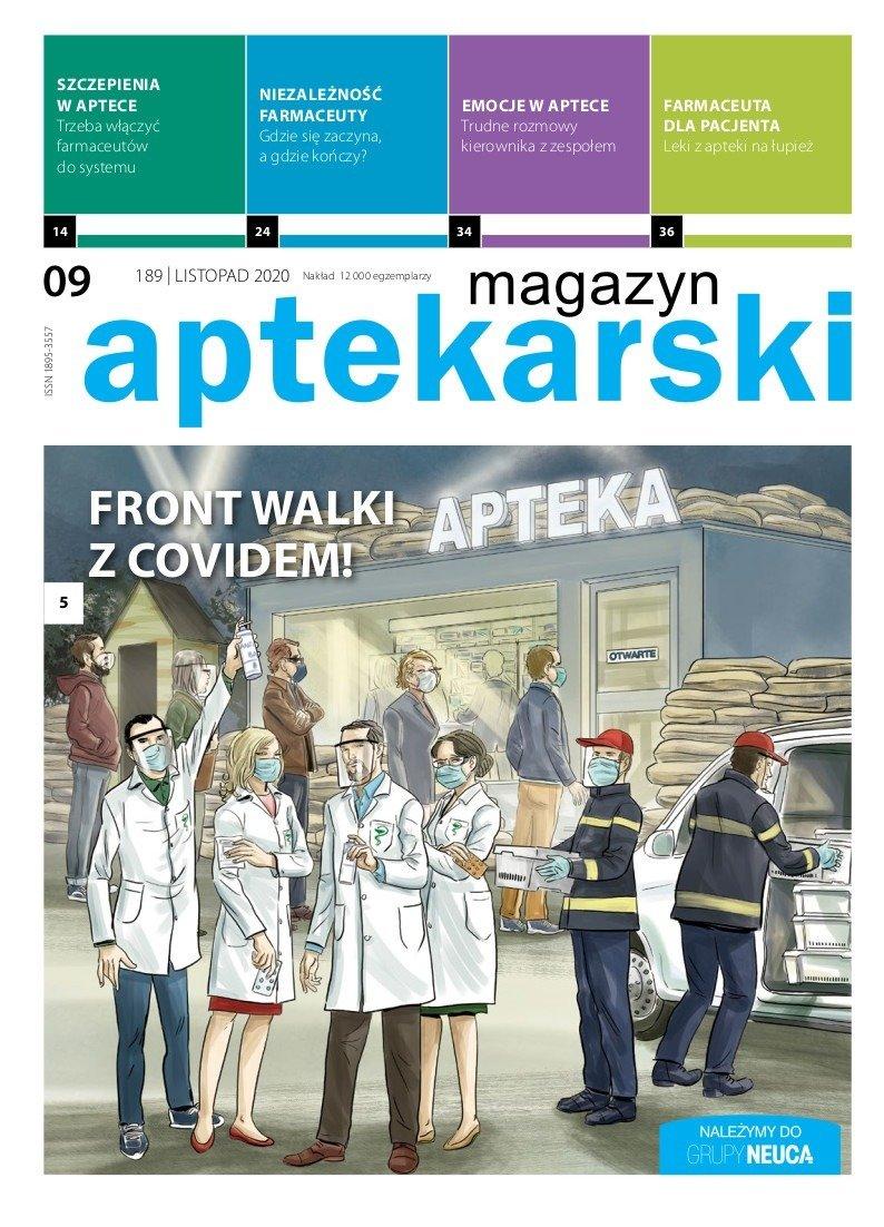"""""""Magazyn Aptekarski"""", listopad 2020"""