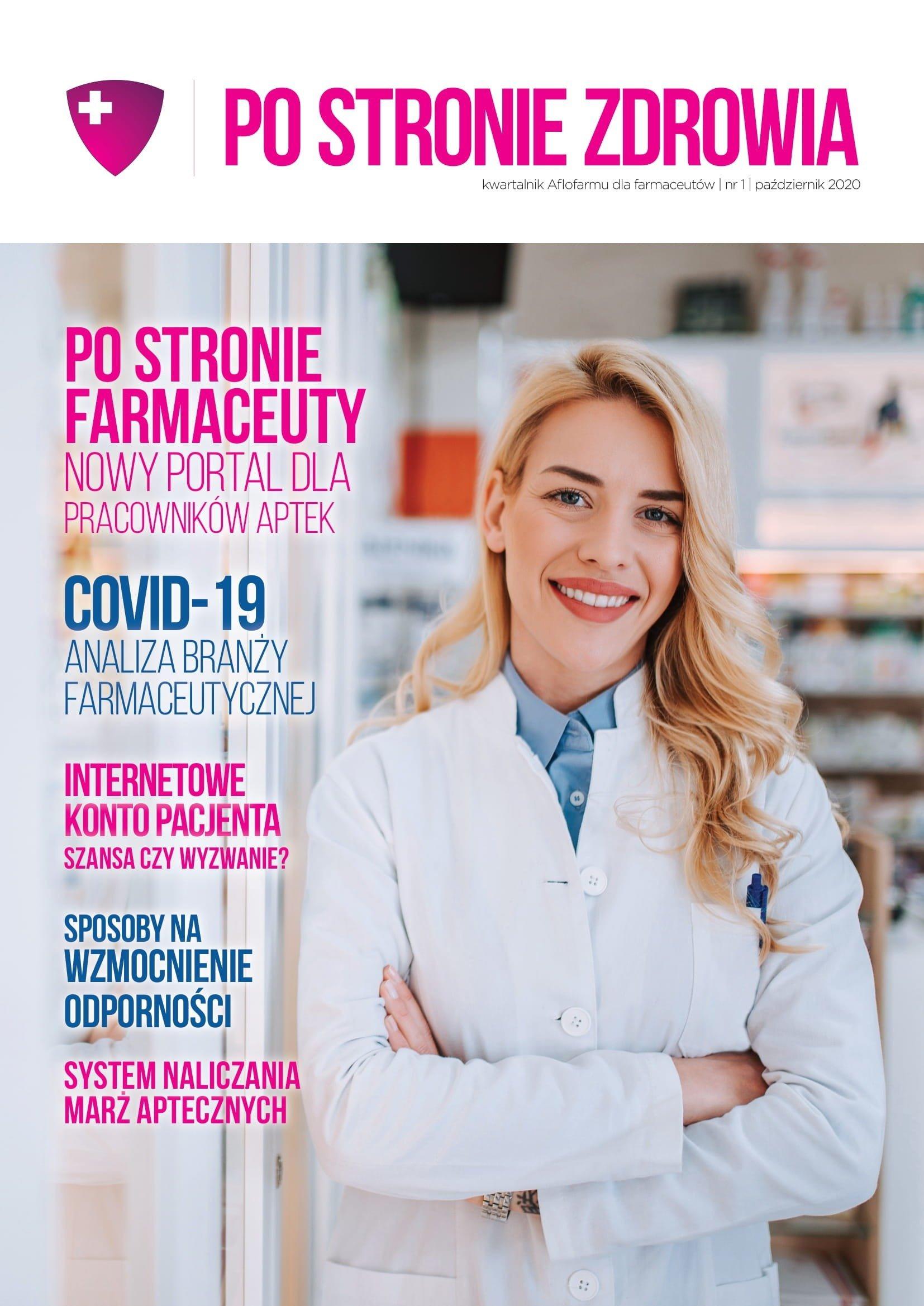 Kwartalnik dla farmaceutów - wydanie 1