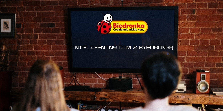 Inteligentny dom z Biedronką