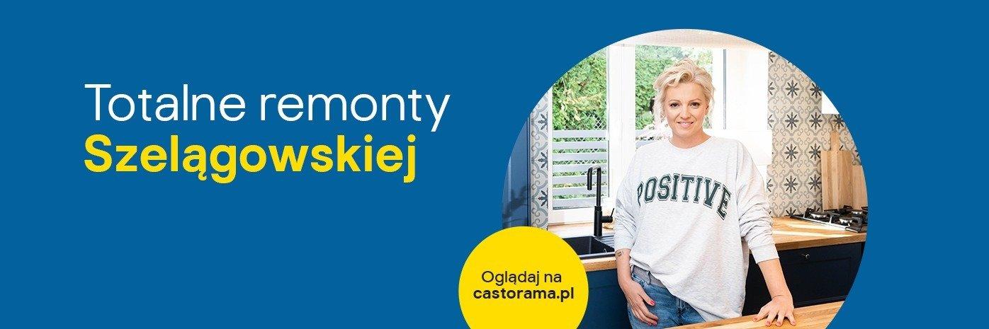 Castorama wspólnie z Dorotą Szelągowską odmienia wnętrza i życie Polaków