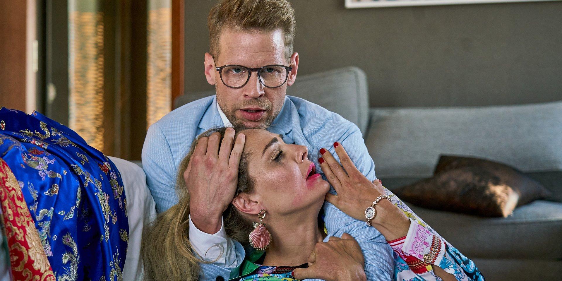 BrzydUla: Sebastian ratuje Violettę z opresji!